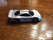 Maisto 1:64 Mercedes CLK-GTR Street Version Loose Silver