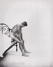 1951/81 Vintage Male Nude Physique By GEORGE PLATT LYNES Duotone Photo Art 16x20