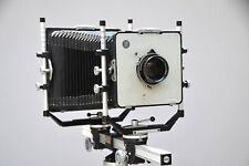 Cambo 4x5 Large Format View Camera complete w/ 210mm Schneider-Kreuznach Symmar
