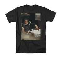 SCARFACE SIT BACK Licensed Adult Men's Graphic Tee Shirt SM-6XL