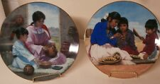 Proud Indian Families Plates Beautiful Creations & Learning Power of the Basket