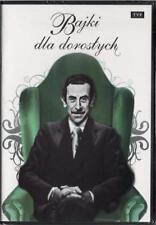 Bajki dla doroslych (DVD) Jan Kobuszewski POLSKI POLISH