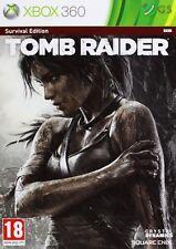 Tomb Raider Survival Edition PlayStation 3 Ps3
