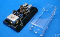 us seller 1 IN 2 OUT BIG AGU FUSE DISTRIBUTION POWER BLOCK 4 GAUGE 8 AWG 12-VOLT