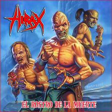 HIRAX-EL ROSTRO DE LA MUERTE-CD-slayer-thrash-crossover-thrashcore-KATON