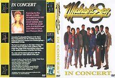 Midnight Star - In Concert DVD Music Videos RARE 80s FUNK, R&B, DANCE, ELETRO