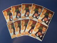 Joe DiMaggio New York Yankees Marilyn Monroe lot (10) Cards