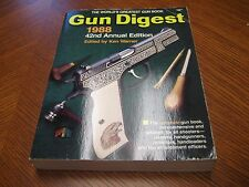 Gun Digest 1988 42Nd Annual Edition