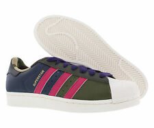adidas Superstar Pink Athletic Shoes for Men