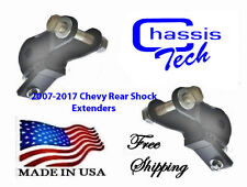 2007-2016 Chevy Silverado GMC Sierra 1500 Rear Drop Shock ExtenderS Lowering Kit