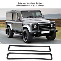 Bulkhead Vent Seal Rubber For Land Rover Series SI II IIA III 90 110 Defender UK