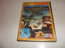 PC Full Spectrum Warrior: ten hammers-Soft Gold Edition