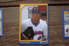 BRAD KILBY 2007 Grandstand Midland ROCKHOUNDS Minor League A's