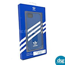 Adidas Premium Moulded Hard Cover Case for Apple iPhone 5 5S SE - Blue
