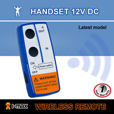 New 12V Winch Wireless Remote Receiver Set Controller for ATV Truck 4WD 4x4 Boat