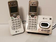Att El52333 2-Handset Cordless Answering Telephone System Caller Id/Call Waiting