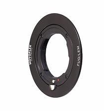 Novoflex Lens Adapter (FUG/LEM) Leica-M Lenses to Fuji G-Mount Cameras