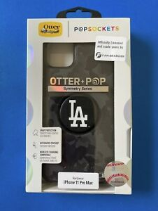 ⚾️Otterbox Otter+Pop Symmetry Series Case - iPhone 11 Pro Max - LA Dodgers⚾️