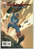 Captain America #1 (What Price Glory?) : May 2003 : Marvel Comics.