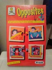 Early Learner Opposites Frank Educational Aides