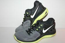 Zapatos Deportivos Nike Lunareclipse 4, #629682-007, Gris/Volt, nos para hombre Talla 7.5