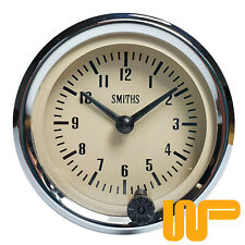 CLASSIC MINI SMITHS CLASSIC MARIGOLD ANALOGUE CLOCK 52MM GAE128M
