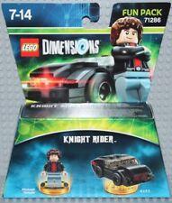 Lego Dimensions 71286 Knight Rider, Fun Pack, Michael & KITT, Brand New NO BOX!
