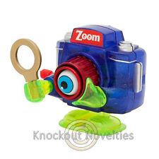 Camera Zoom Windup Wind Up Move Twist Turn Gift Small Toy Stocking Stuffer Fun