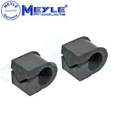 2x Meyle (Germany) Anti Roll Bar Bushes Front Axle Left & Right No: 034 032 0064