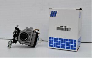 GENUINE OEM Walbro WYK-123 Carburetor Red Max EB7000, EB7001