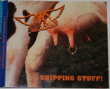 AEROSMITH - GRIPPING STUFF (  UK PROMOTIONAL  ONLY TOUR CD)