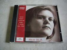RAR  ANJA SILJA - Openwelt CD 2000 - Wagner, Rom 1965 - Sammlerstück
