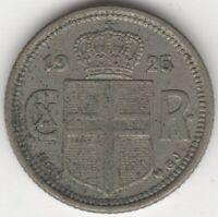 1925 Iceland 10 Aurar Coin | European Coins | Pennies2Pounds