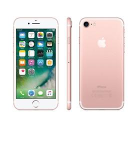 Apple iPhone 7 32GB Rose Gold ( ohne Simlock ) MN912ZD/A
