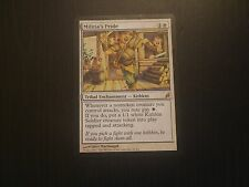 MTG MAGIC LORWYN MILITIA'S PRIDE (ENGLISH FIERTE DE LA MILICE) NM