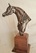 Prince, Arabian Horse Sculpture, Figurine, Trophy, Statue