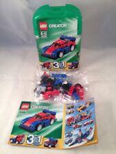 LEGO MINI SPEEDER 3 IN 1 CREATOR (31000) BNIB