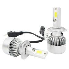 1 Set H7 LED Car Headlight Bulb Globe 200W 20000LM High Low Fog Beam Lamp