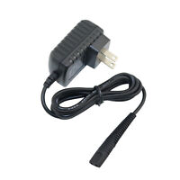 AC Adapter Wall Charger Power Lead Cord for Braun Series 1 140, 150 Type 5685