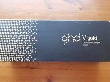 GHD V Gold Styler Piastra per Capelli - Nera