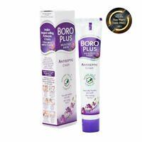 Boro Plus Healthy Skin Antiseptic Cream Herbal For Face, Skin, Rash, Cuts, Foot