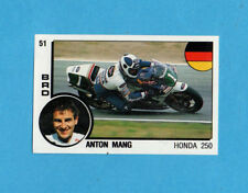 SUPERSPORT 1988-PANINI 88-Figurina n.51- MANG -HONDA 250-MOTOCICLISMO-Rec