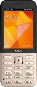 New Launch Lava GEM-Unlocked Dual SIM-7.11 cm Display 1.3MP Camera-Free Shipping