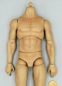 """1:6 DiD Base Male Nude Body 12/"""" GI Joe Dragon BBI DiD Ultimate Solider"""