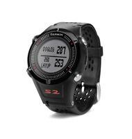 GARMIN Approach S2 GPS Golf Watch with Preloaded courses, Black, 010-N1139-01