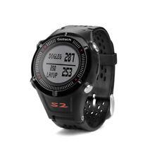 GARMIN Approach® S2 GPS Golf Watch with Preloaded courses, Black, 010-N1139-01