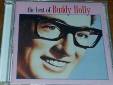 *CD - BUDDY HOLLY: The Best of Buddy Holly - 20 TRACK / 1994 / FREE UK POSTAGE