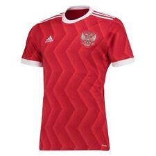 Camiseta de fútbol de selecciones nacionales de Rusia