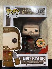 Headless Ned Stark Funko Pop SDCC *Vaulted* 1008pcs