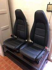 porsche 911-991 Genuine Original Leather Front Seats